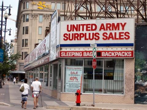 UASurplus