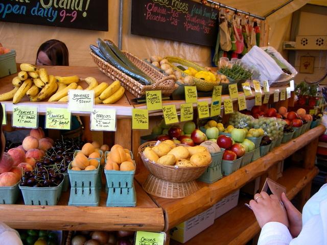Fruit Store 과일 가게