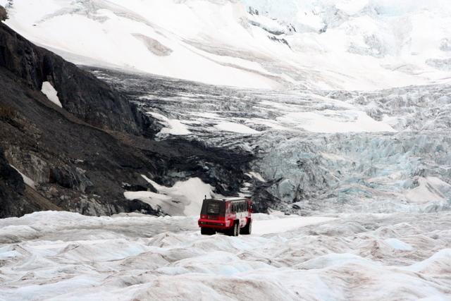 Ice Bus 빙하 버스
