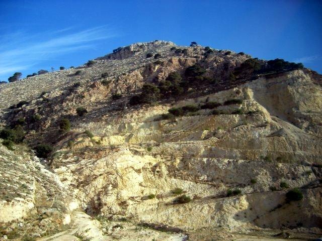 Mountain near Nazareth