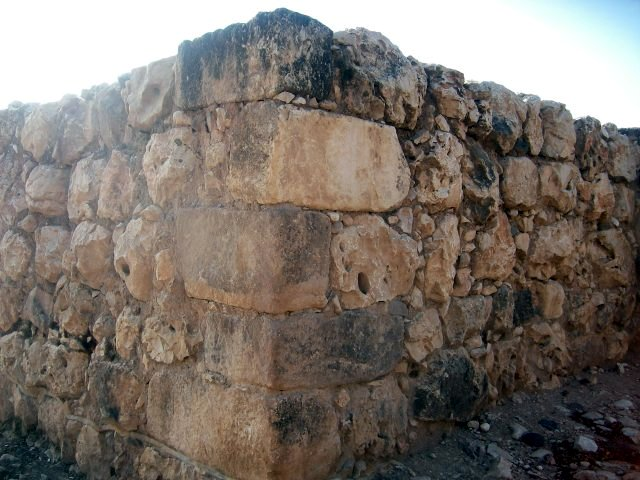 Wall of Hazor