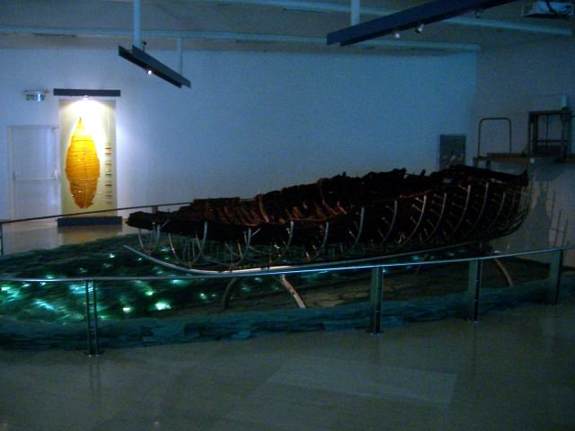 2000 Years old boat
