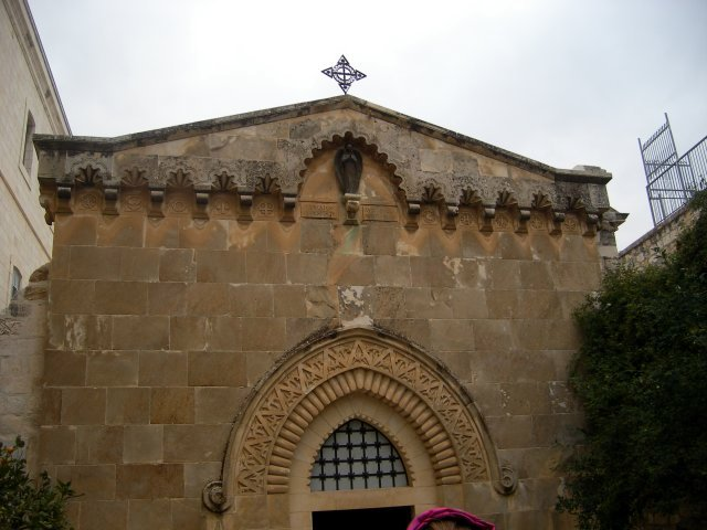 Church of Flagellation