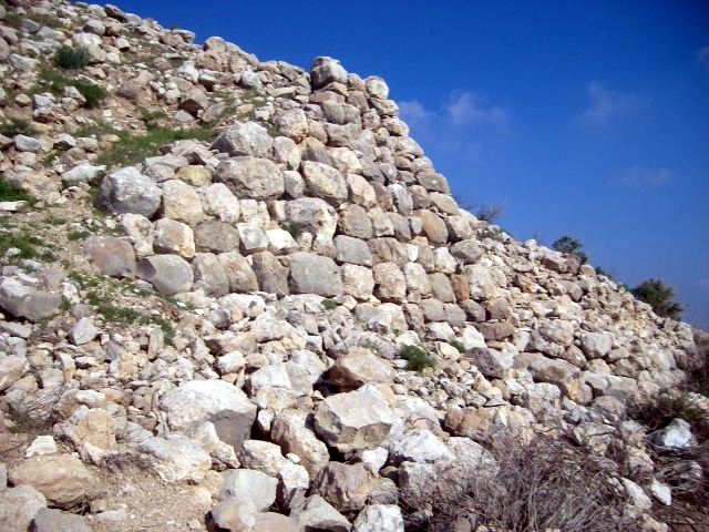 Lachish Wall