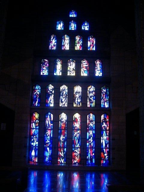 Basilica Annunciation Upper Level