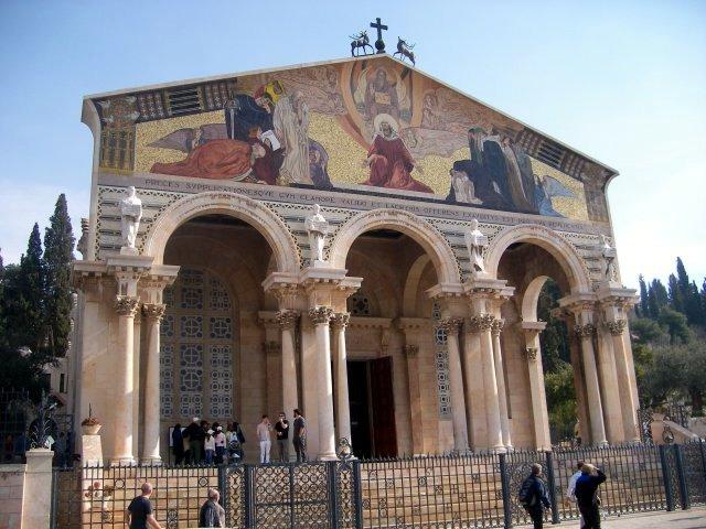 Gethsemane Basilica