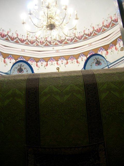 Sarah's tomb