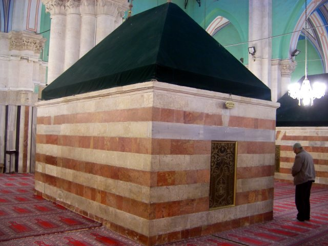 Rebecca's tomb