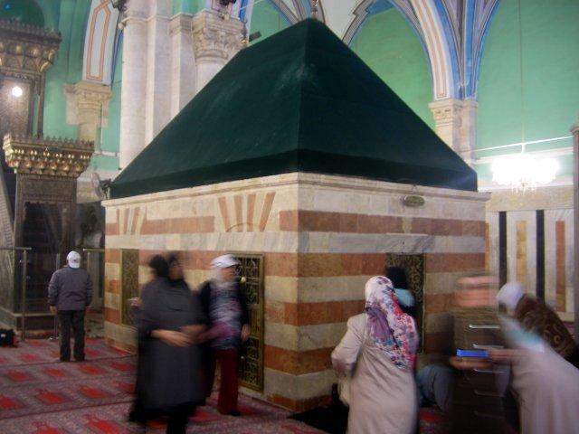 Isaac's tomb