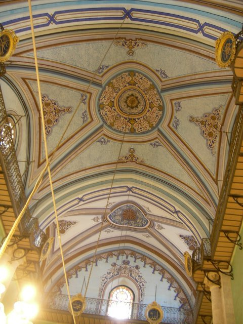 Machbelah Mosque Ceiling