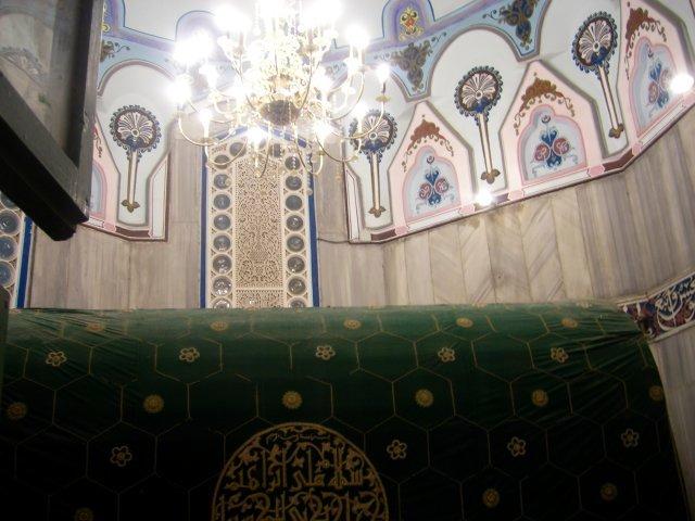 Abraham's tomb