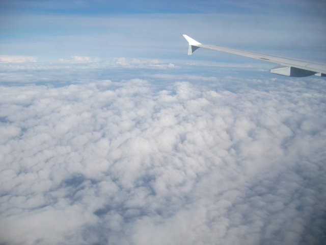 Walking on the cloud
