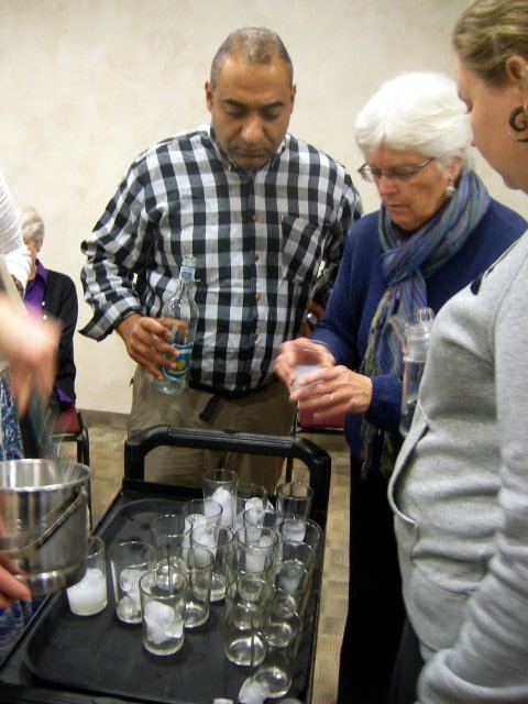 Palestine Traditional Drink
