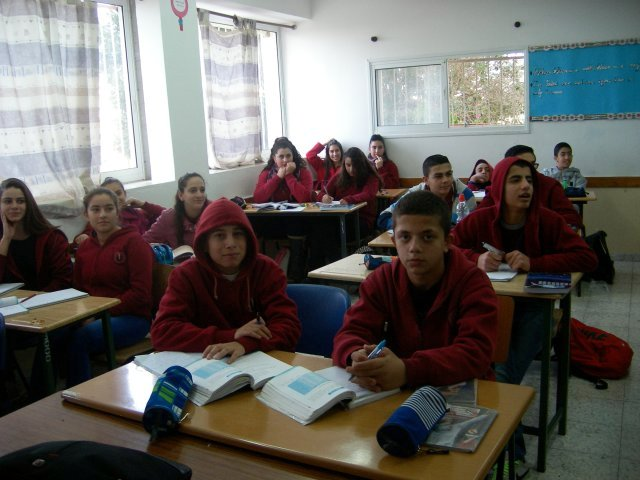 Kids in the class
