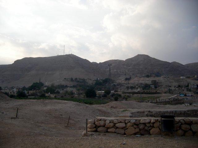 Mount Quarantania