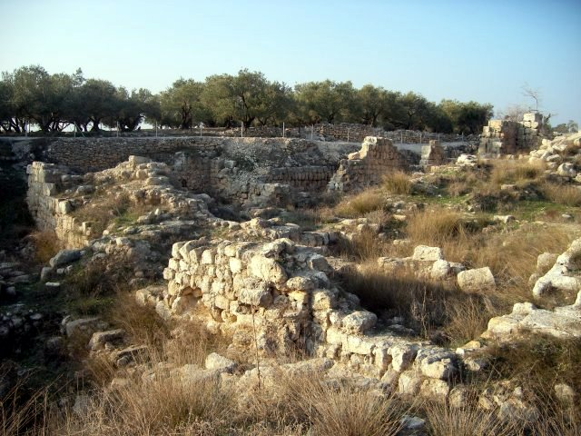 Palace of Omri and Ahab