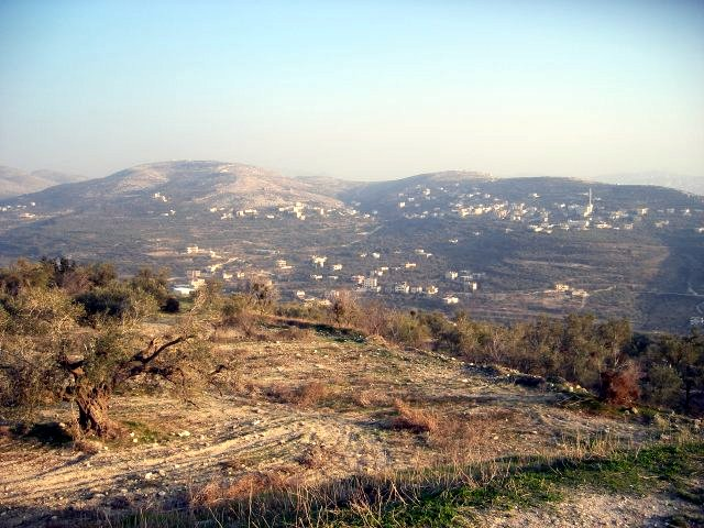 View from the Samaria Top