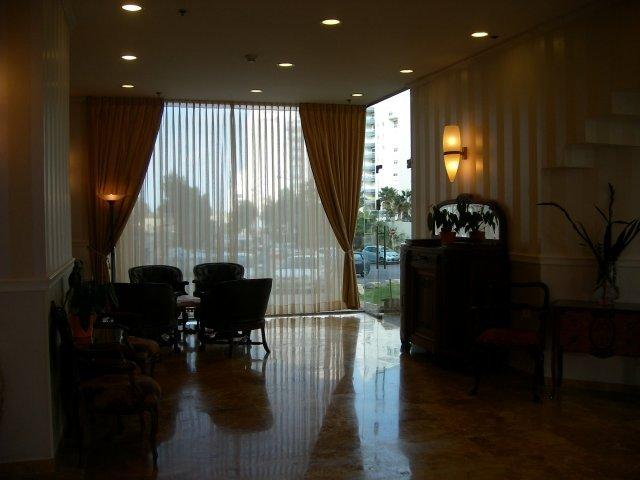 Seasons Hotel Lobby