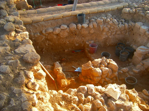 Area T, Tel Megiddo