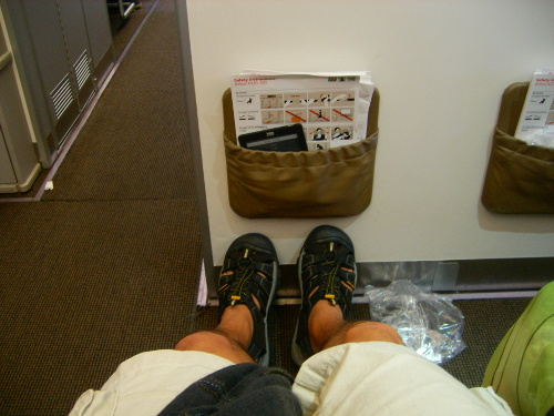Enough Legroom
