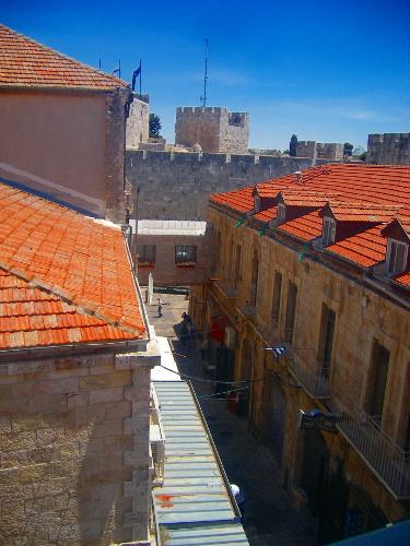 Gloria Hotel's View