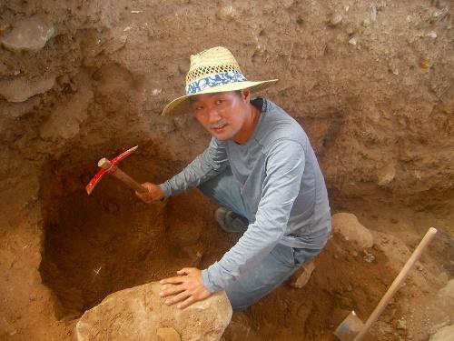 Digging Je
