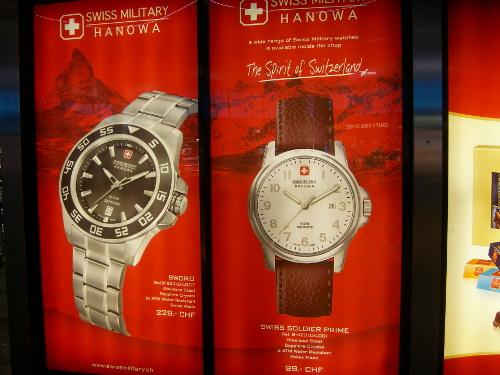 Buy Buy Buy our watch!