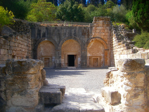 Cave of the Coffins, Beit Shearim