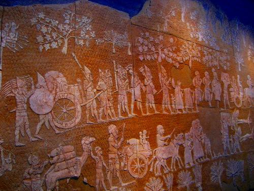 Lachish Battle