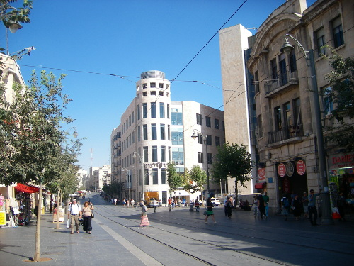 Yaffo Street