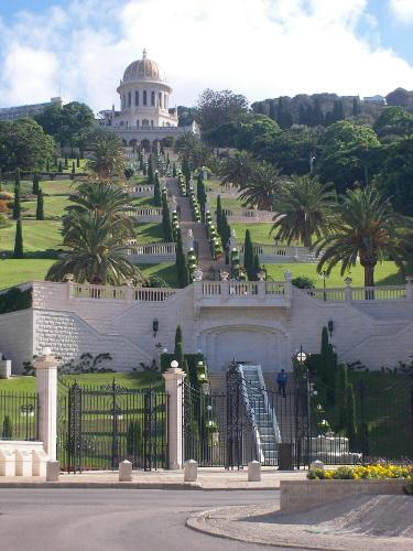 Bahai Gardens, Haifa
