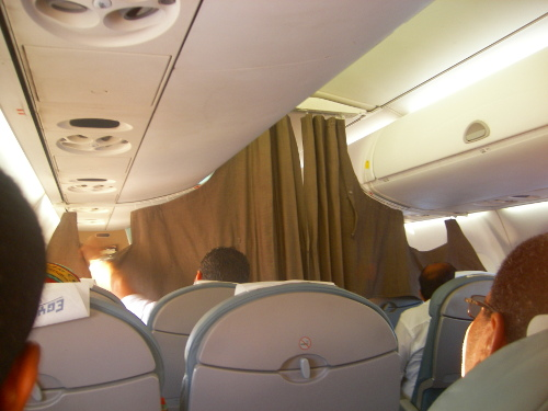 Bus Business Class is better than the airplane Business Class