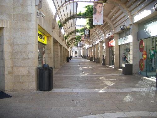 Empty Mamilla