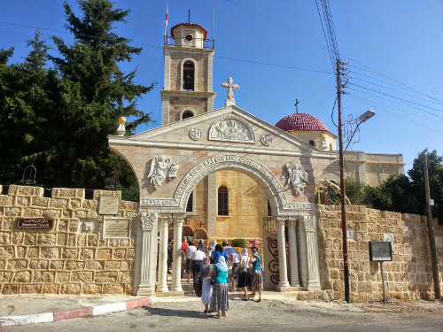 Greek Orthodox Shepherds' Field Gate