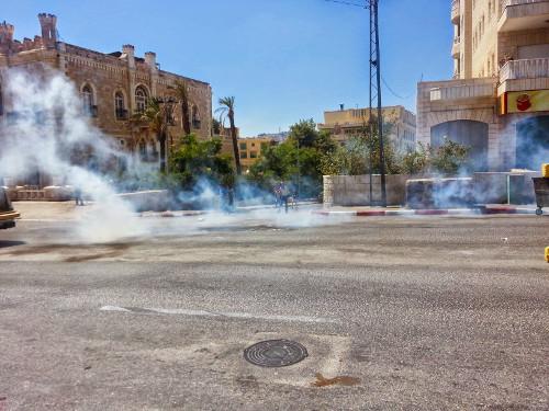 Nostalgic Tear Gas