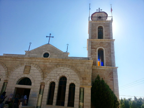 Greek Orthodox Church Building