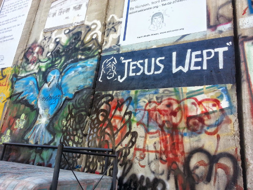 Separation Wall - Jesus Wept