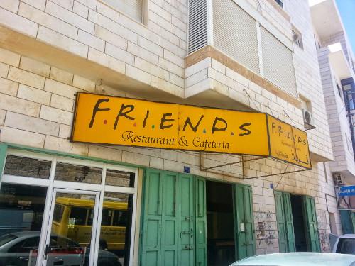 F.R.I.E.N.D.S in Bethlehem
