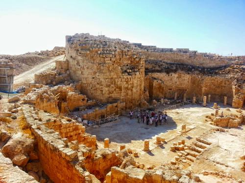 Top Palace Ruin