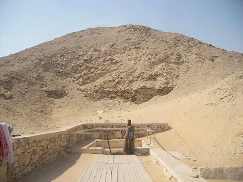 Titi Pyramid