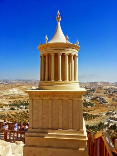 Herod's Tomb Model